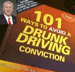 Bubba Head DUI Book