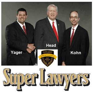 Georgia drunk driving attorney Cory Yager, Bubba Head, Larry Kohn