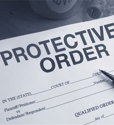 Protective Order for Domestic Violence