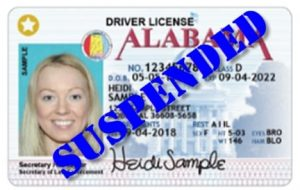 Avoid License Suspension Cherokee County DUI