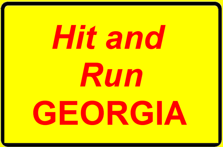 Georgia Hit and Run Charge