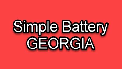 Simple Battery GA